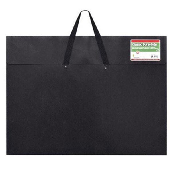 Duratote Classic Portfolios - Black  24 x 36in 2 in Gusset