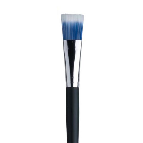 Dynasty Blue Ice Oil and Acrylic Brushes - Long Handle Bright Size 8