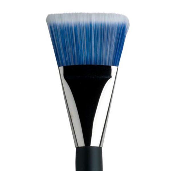 Dynasty Blue Ice Mix Media Brushes - Short Handle Flat Size 50