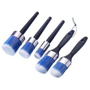 Dynasty Blue Ice Wax Brushes