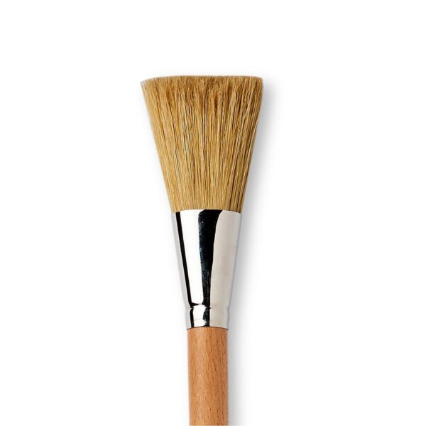 Dynasty Scenic Fitch Brushes - Long Handle Scenic Fitch 3in
