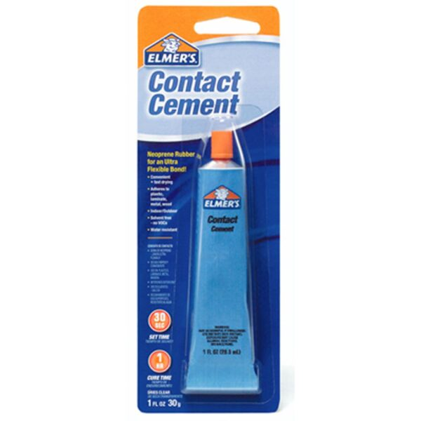 Elmers Contact Cement