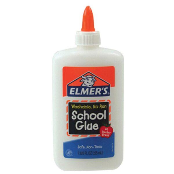 Elmers School Glue 225 ml (7.6 OZ)
