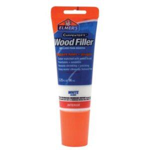 Elmers Carpenters Wood Filler White Interior 93g (3.25 OZ)