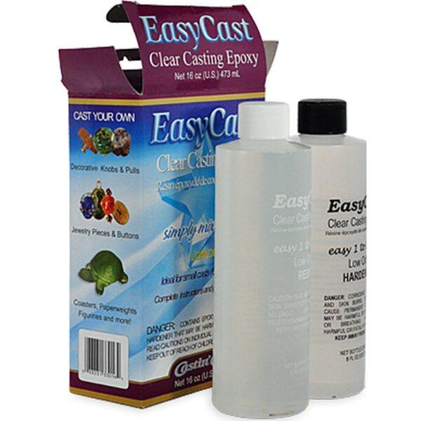 Castin Craft EasyCast Clear Casting Epoxy - 3.7L (128 OZ)
