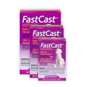 Castin Craft FastCast Urethane Casting Resin Kit