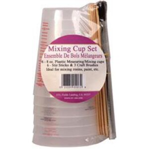 Castin Craft Mixing Cup Set