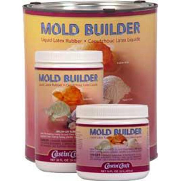 Castin Craft Mold Builder Liquid Latex Rubber - 3.7L (128 OZ)