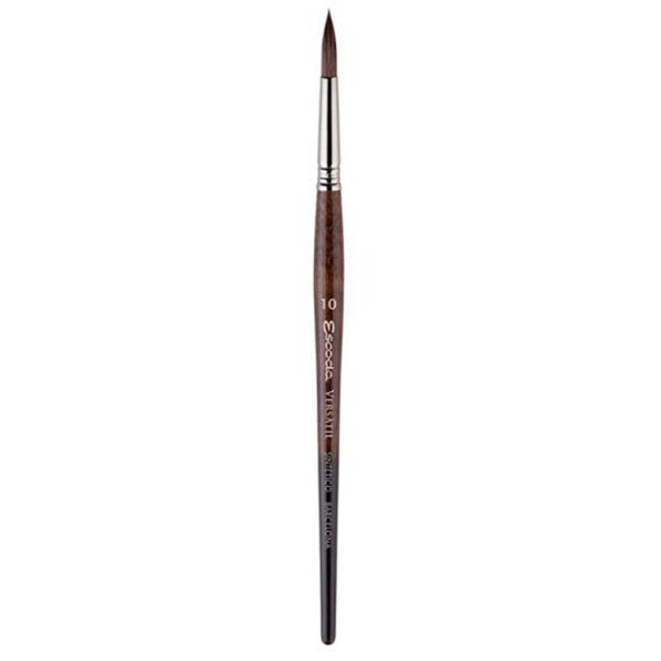 Escoda Versatil Short Handle Brushes - Round Sz 22