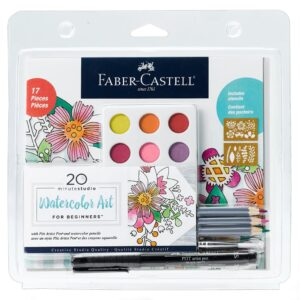 Faber Castell Watercolor for Beginners