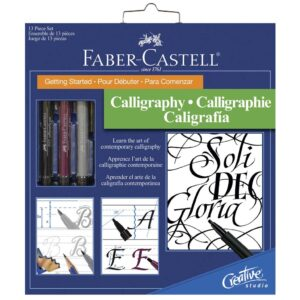 Faber Castell Calligraphy Getting Started Set