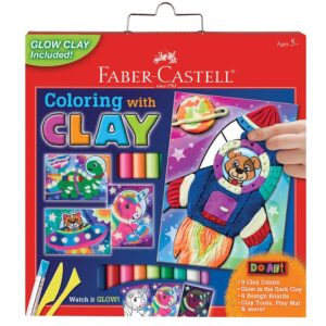 Faber Castell Coloring With Clay