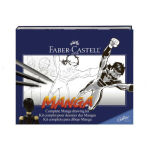 Faber Castell Manga Getting Started Set Packaged