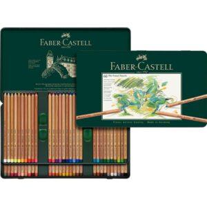 Faber Castell Pitt Pastel Pencil Sets - Set of 60