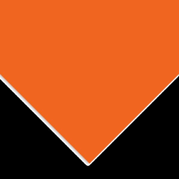 Fabriano Tiziano Multi-Media Paper - Orange 160 gsm (98 lb) 20 in x 26 in