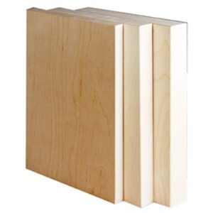 Fox Haase Cradled Wood Panels