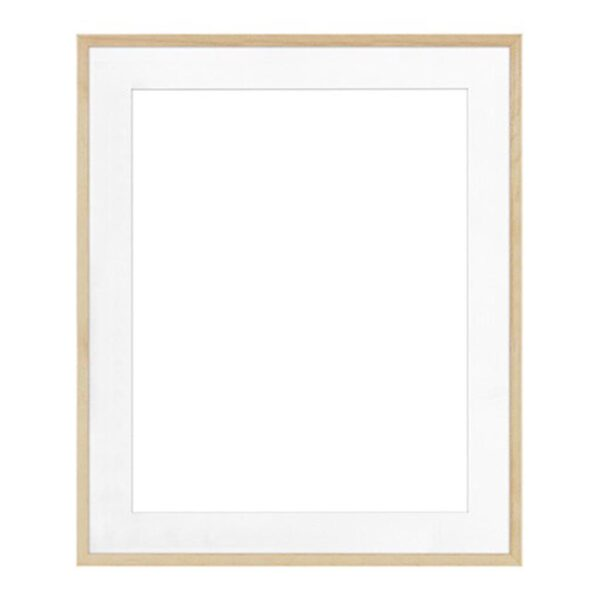 Framatic Woodworks Natural Frame 20x24-16 x 20
