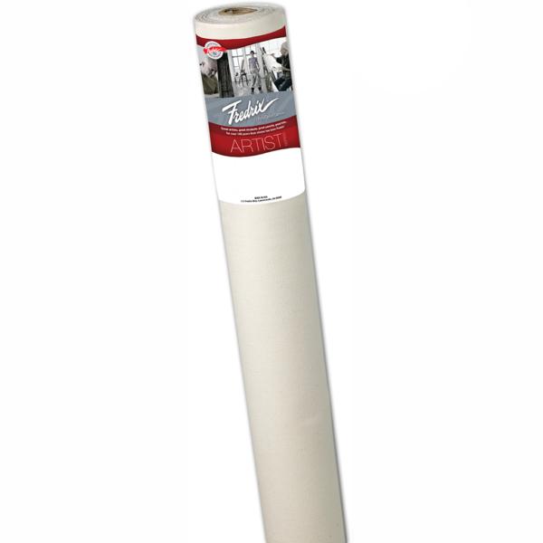 Fredrix Acrylic Primed Cotton Rolls - Style 123 Dixie