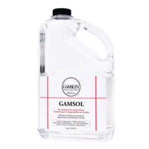 Gamblin Gamsol 3.78 L (128 FL/OZ)