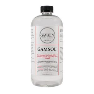 Gamblin Gamsol 946 ml (32 FL/OZ)