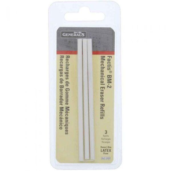 General Factus BM-2 Mechanical Eraser Refill