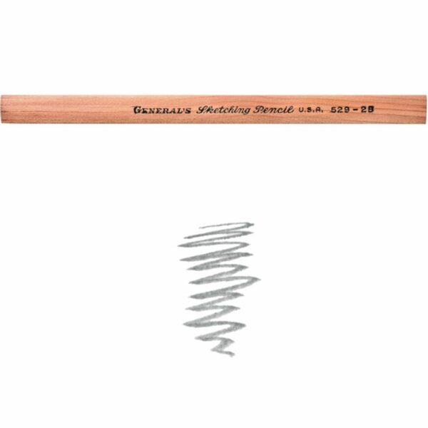 Generals Sketching Pencils 2B