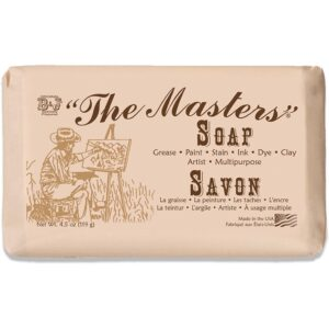 Generals The Masters Artist Soap - Hand Soap 133 ml (4.5 OZ)