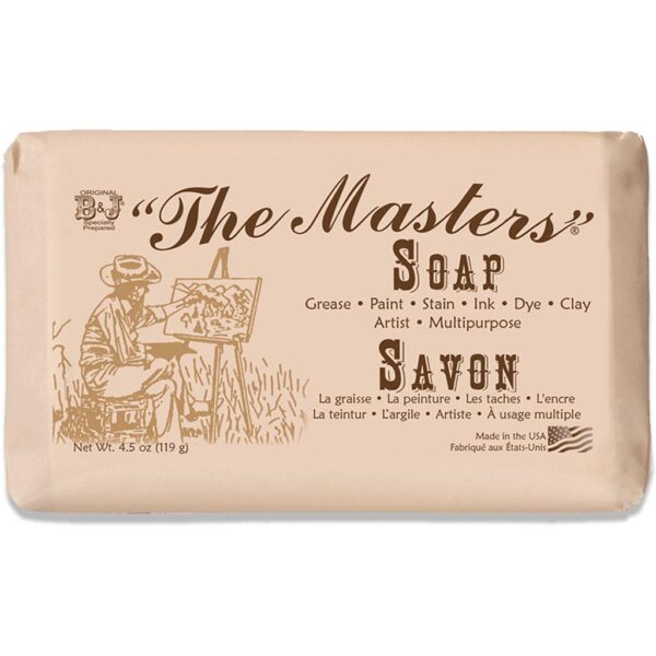 Generals The Masters Artist Soap - Hand Soap 133 ml (4.5 OZ)