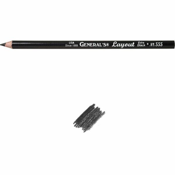 Generals Layout Pencil