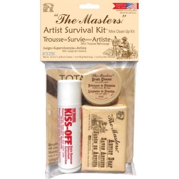 Generals The Masters Artist Soap - Survival Kit Mini