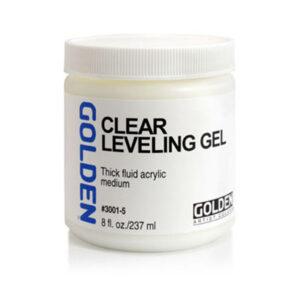 Golden Clear Leveling Gel - 237 ml (8 OZ)