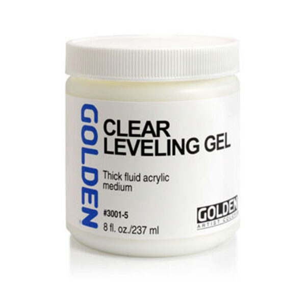 Golden Clear Leveling Gel - 237 ml (8 OZ)