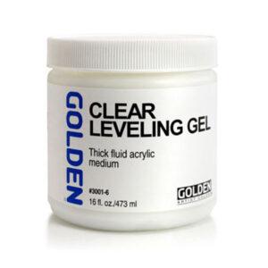Golden Clear Leveling Gel - 473 ml (16 OZ)