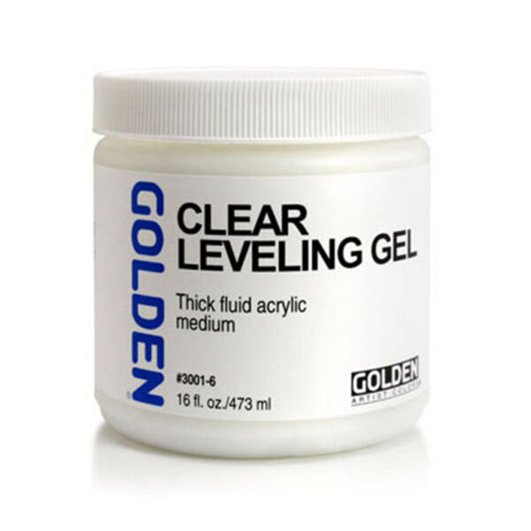 Golden Clear Leveling Gel - 473 ml (16 OZ)