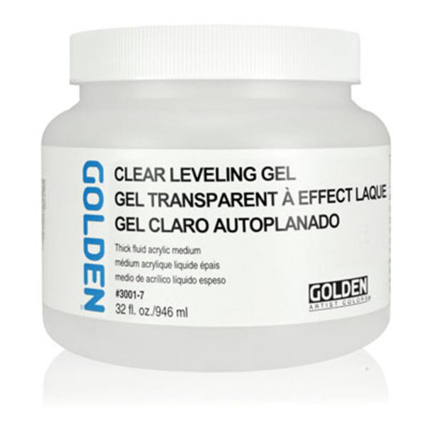 Golden Clear Leveling Gel - 946 ml (32 OZ)