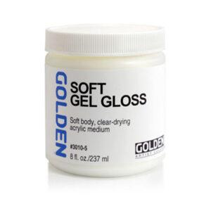 Golden Soft Gel (Gloss) - 237 ml (8 OZ)