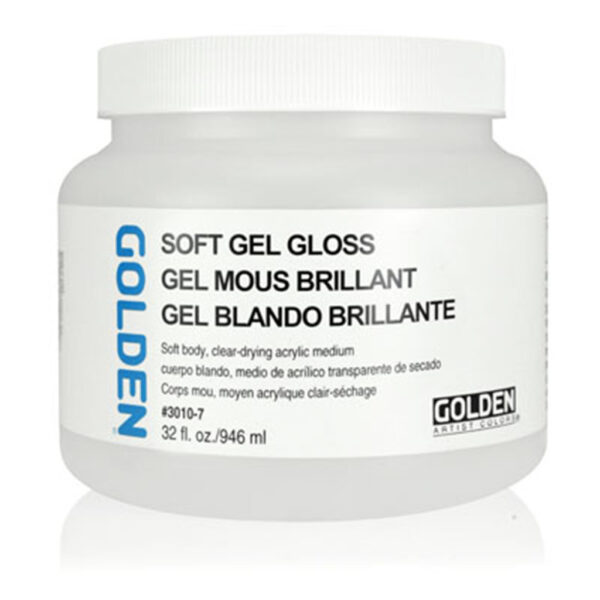 Golden Soft Gel (Gloss) - 946 ml (32 OZ)