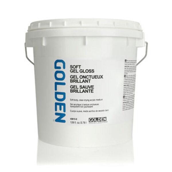 Golden Soft Gel (Gloss) - 3.7L (128 OZ)