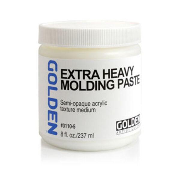 Golden Extra Heavy Molding Paste - 237 ml (8 OZ)