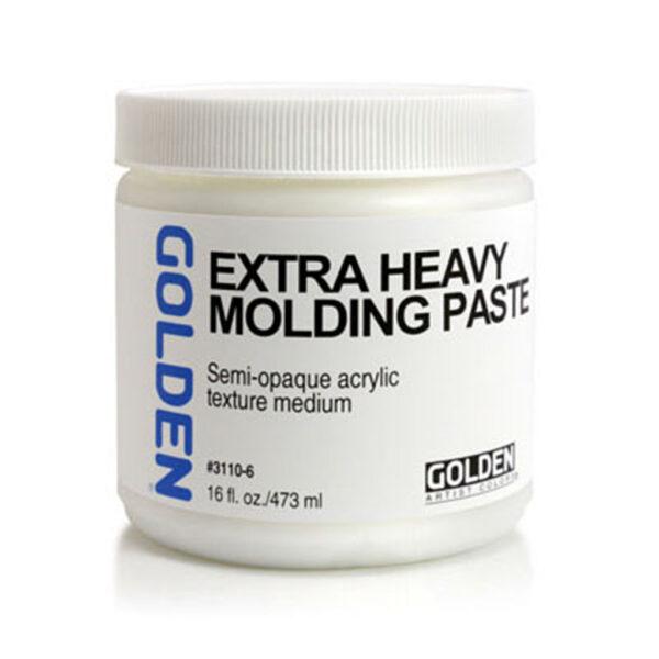 Golden Extra Heavy Molding Paste - 473 ml (16 OZ)
