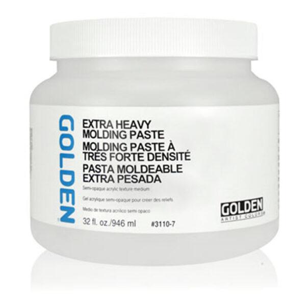 Golden Extra Heavy Molding Paste - 946 ml (32 OZ)