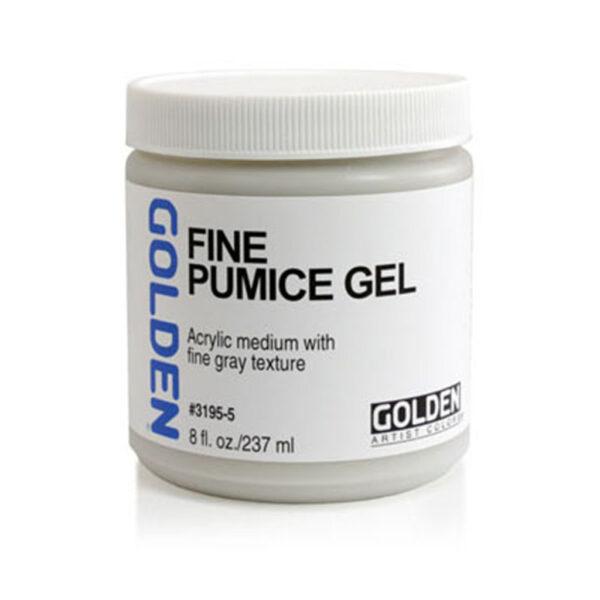 Golden Pumice Gel Fine - 237 ml (8 OZ)