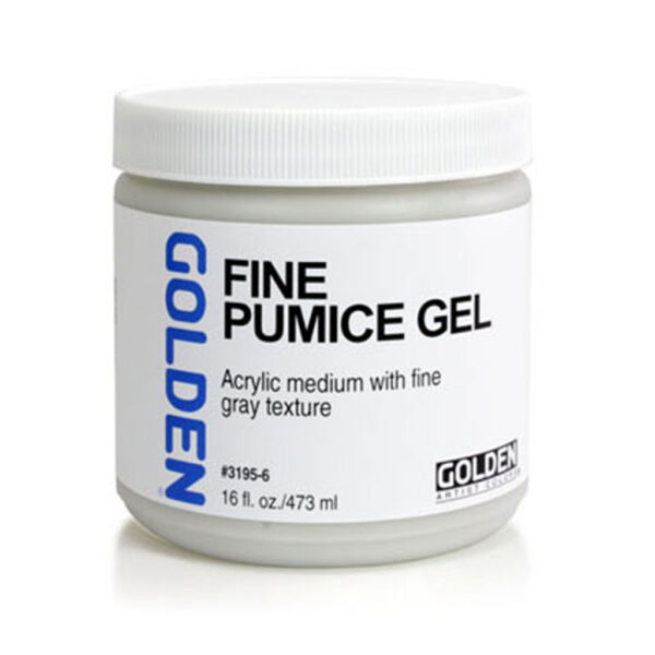 Golden Pumice Gel Fine - 473 ml (16 OZ)