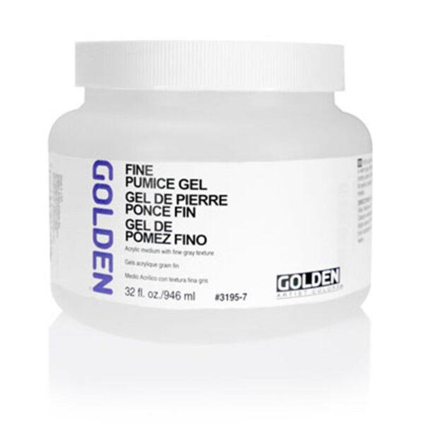 Golden Pumice Gel Fine - 946 ml (32 OZ)