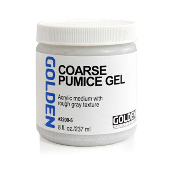 Golden Pumice Gel Coarse - 237 ml (8 OZ)