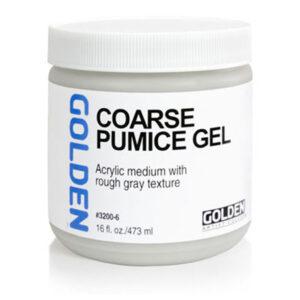 Golden Pumice Gel Coarse - 473 ml (16 OZ)
