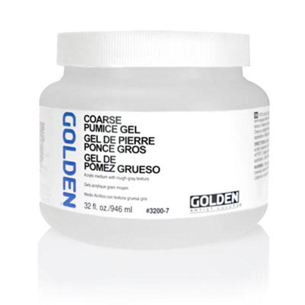 Golden Pumice Gel Coarse - 946 ml (32 OZ)