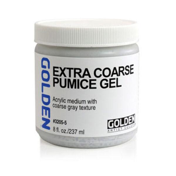 Golden Pumice Gel Extra Coarse - 237 ml (8 OZ)