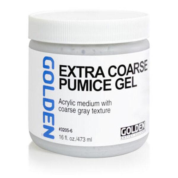 Golden Pumice Gel Extra Coarse - 473 ml (16 OZ)