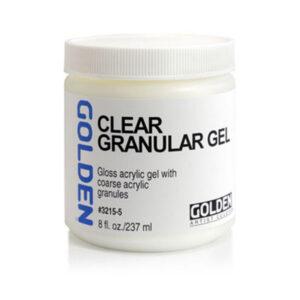 Golden Clear Granular Gel - 237 ml (8 OZ)